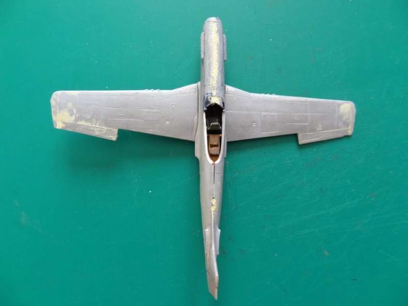 P-51D mustang [Airfix]  - 2ème moule - FINI 002_mu13