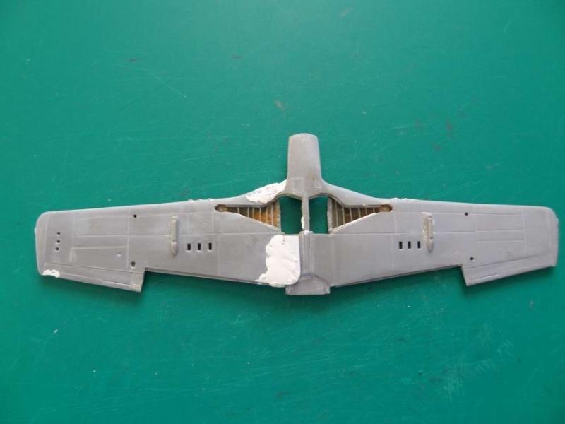 P-51D mustang airfix 1/72_ 2ème moule 004_mu12
