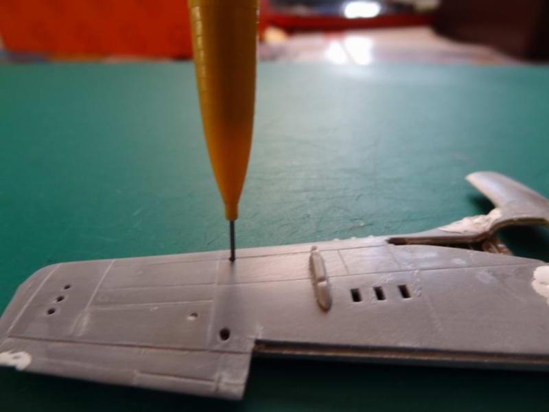 P-51D mustang airfix 1/72_ 2ème moule 004_mu14