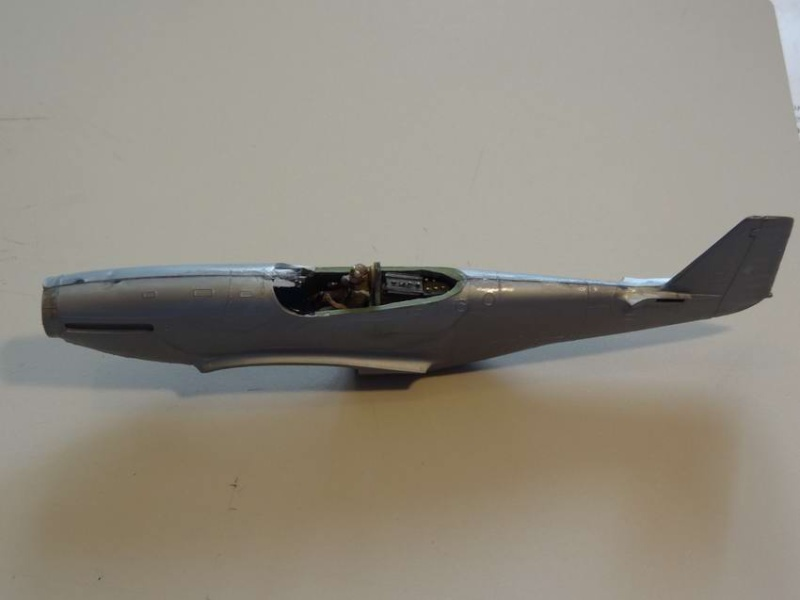 Heller P-51D mustang 1/72 007_mu15