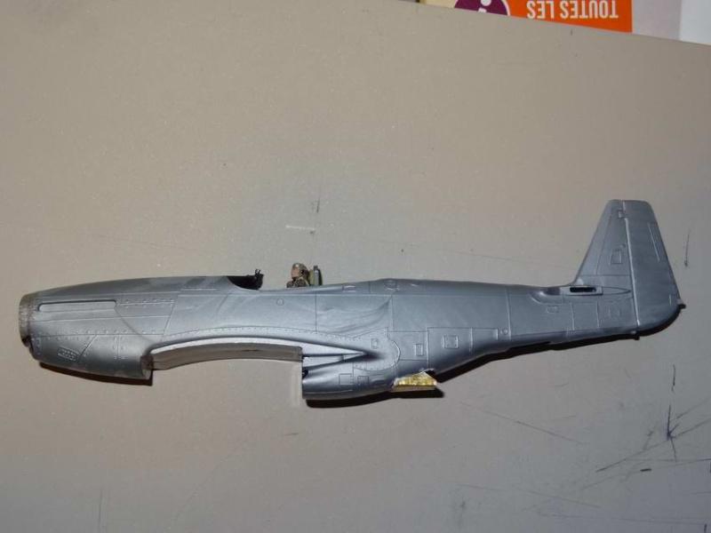 Heller P-51D mustang 1/72 007_mu17