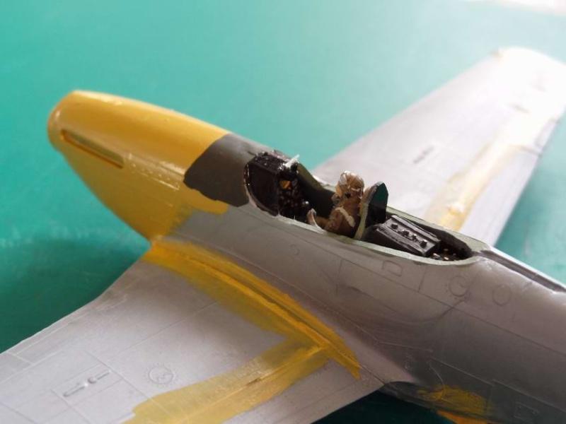 Heller P-51D mustang 1/72 - Page 2 011_mu11