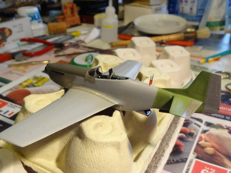 hasegawa P-51D mustang 1/72 TERMINE - Page 2 013_mu11
