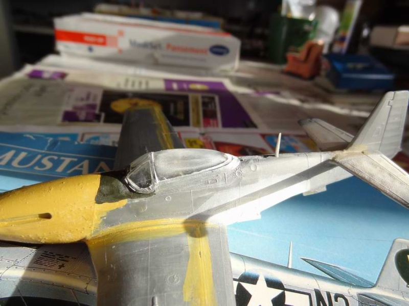 Heller P-51D mustang 1/72 - Page 2 014_mu12