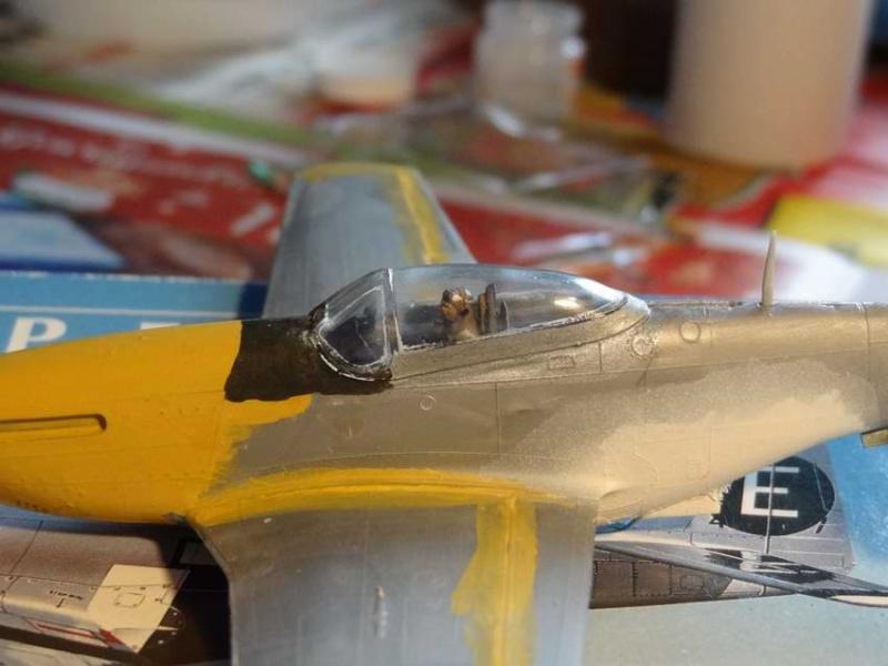 Heller P-51D mustang 1/72 - Page 2 014_mu13