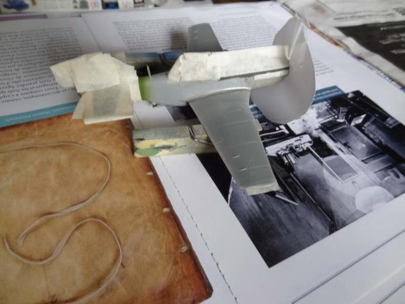 hasegawa P-51D mustang 1/72 TERMINE - Page 2 015_mu10