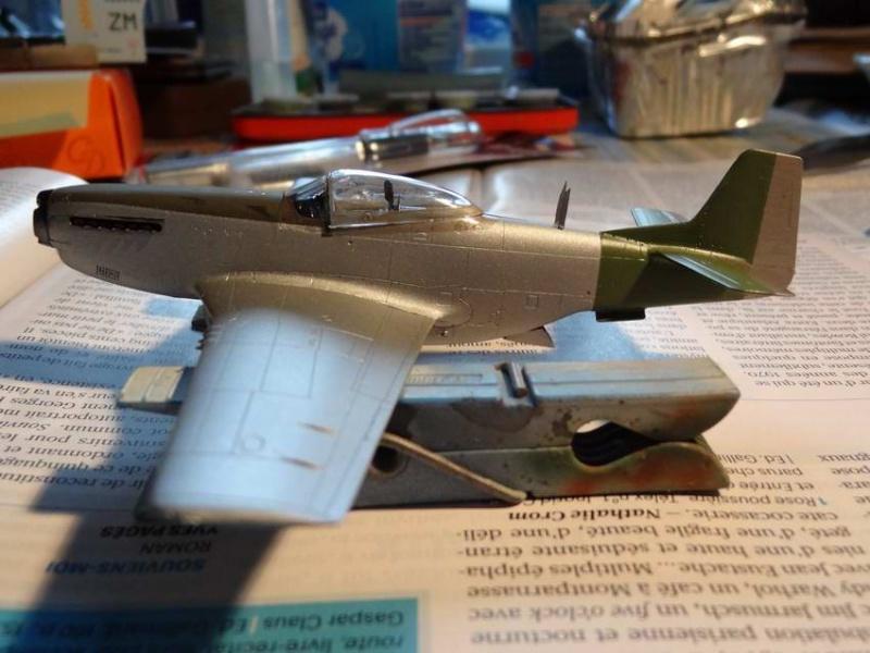 hasegawa P-51D mustang 1/72 TERMINE - Page 2 017_mu10