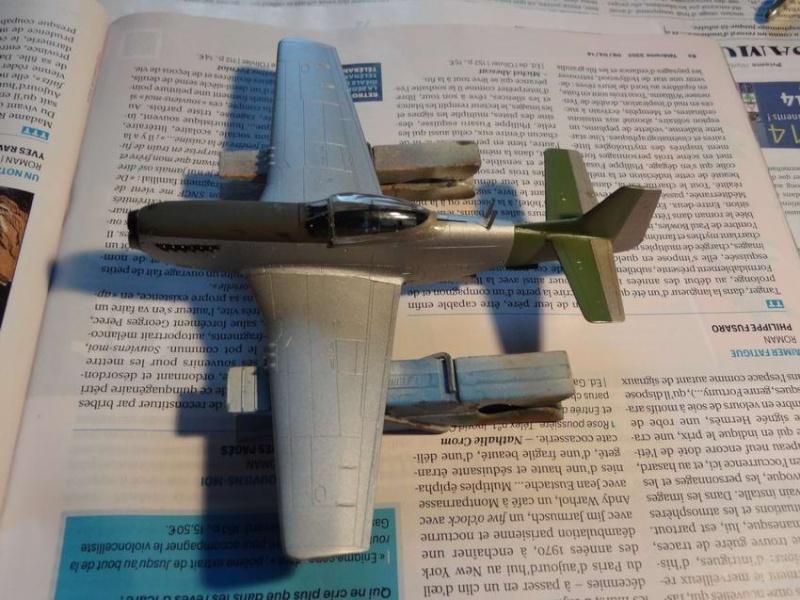 hasegawa P-51D mustang 1/72 TERMINE - Page 2 017_mu11