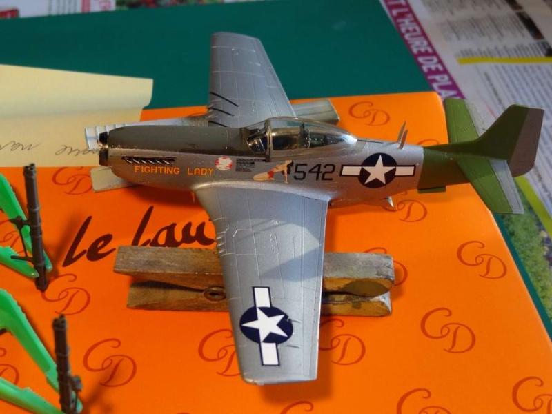 hasegawa P-51D mustang 1/72 TERMINE - Page 2 018_mu11