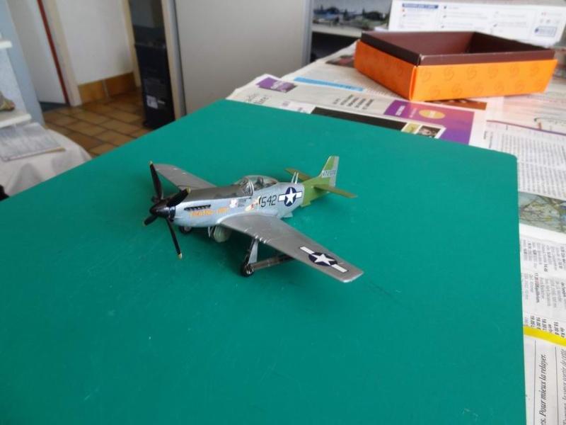 hasegawa P-51D mustang 1/72 TERMINE - Page 2 019_mu11