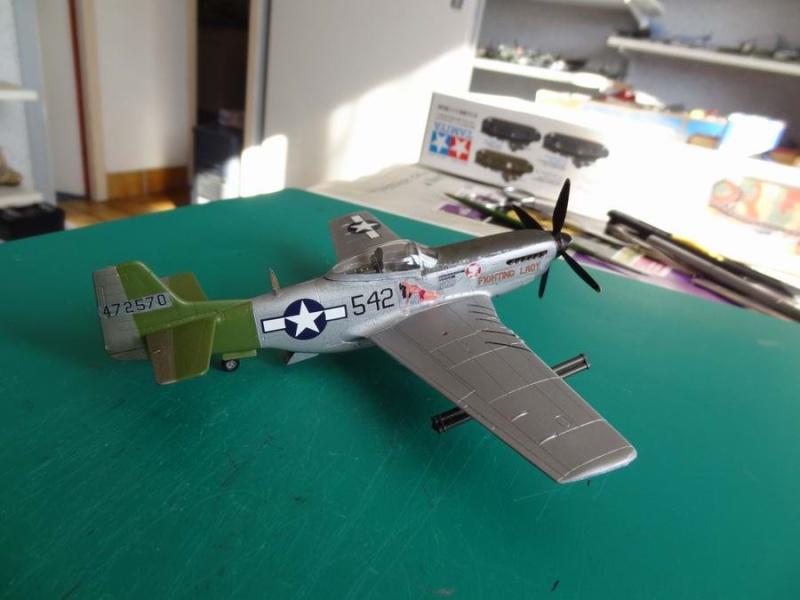 hasegawa P-51D mustang 1/72 TERMINE - Page 2 020_mu10