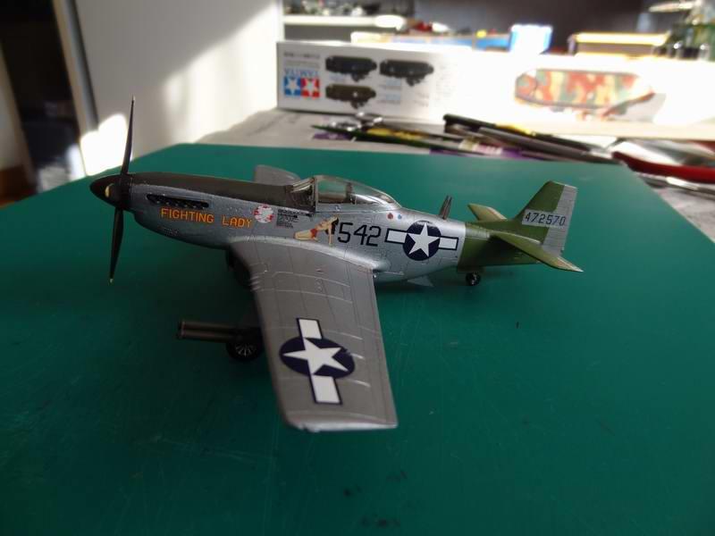 hasegawa P-51D mustang 1/72 TERMINE - Page 2 020_mu11