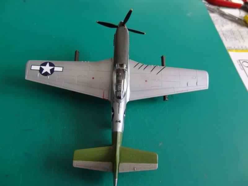 hasegawa P-51D mustang 1/72 TERMINE - Page 2 020_mu13