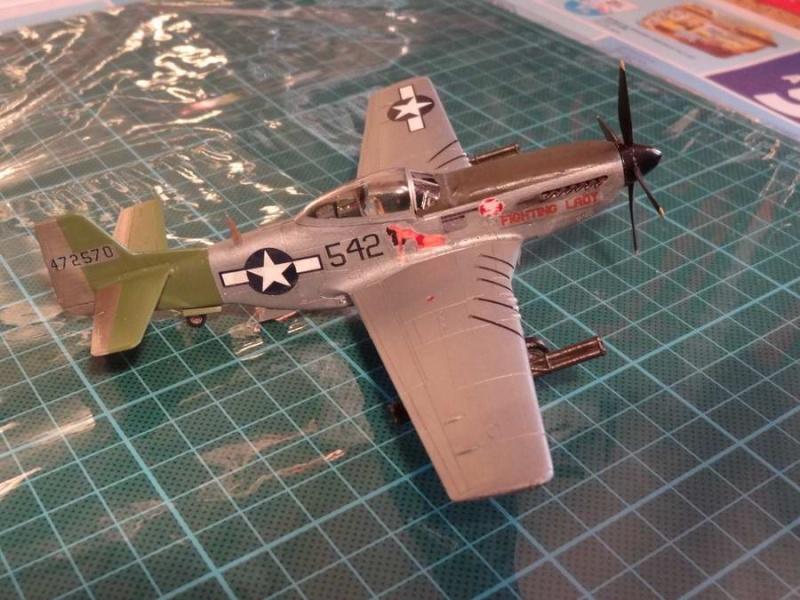 hasegawa P-51D mustang 1/72 TERMINE - Page 2 021_mu13