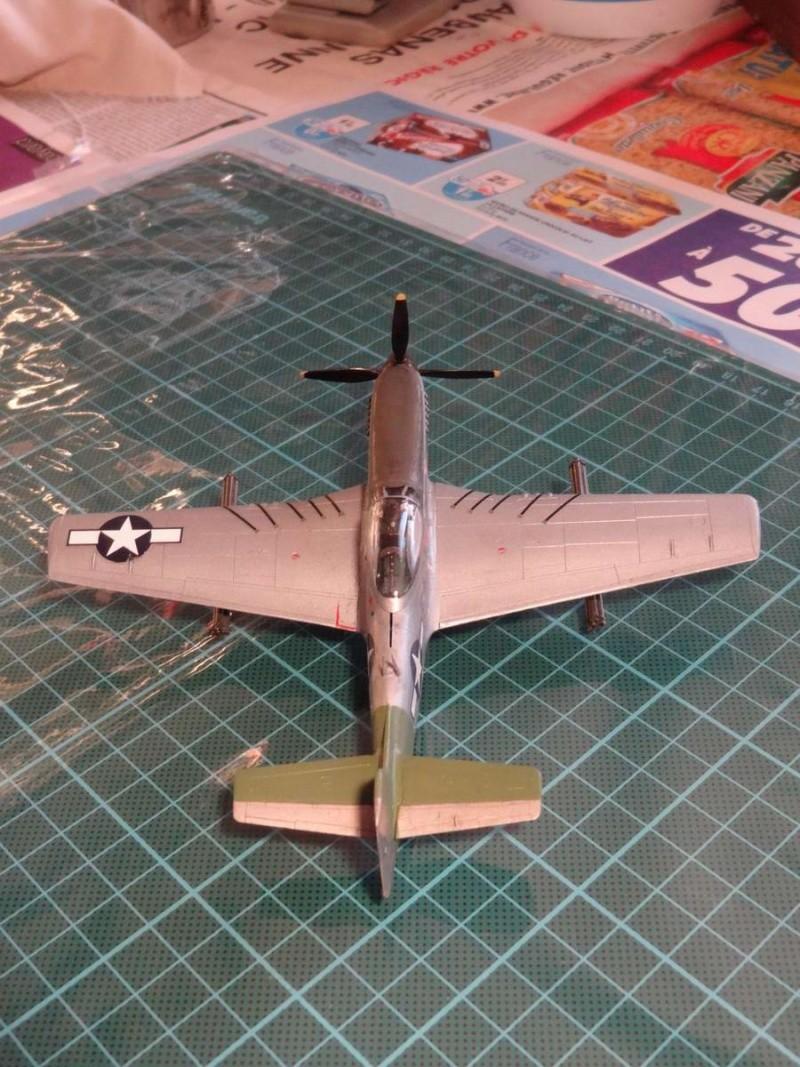 hasegawa P-51D mustang 1/72 TERMINE - Page 2 021_mu14
