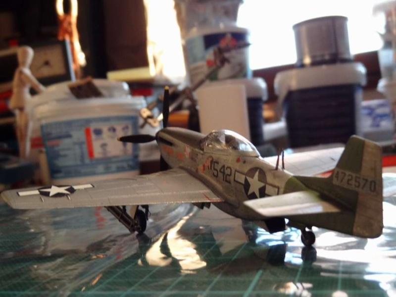 hasegawa P-51D mustang 1/72 TERMINE - Page 2 021_mu15