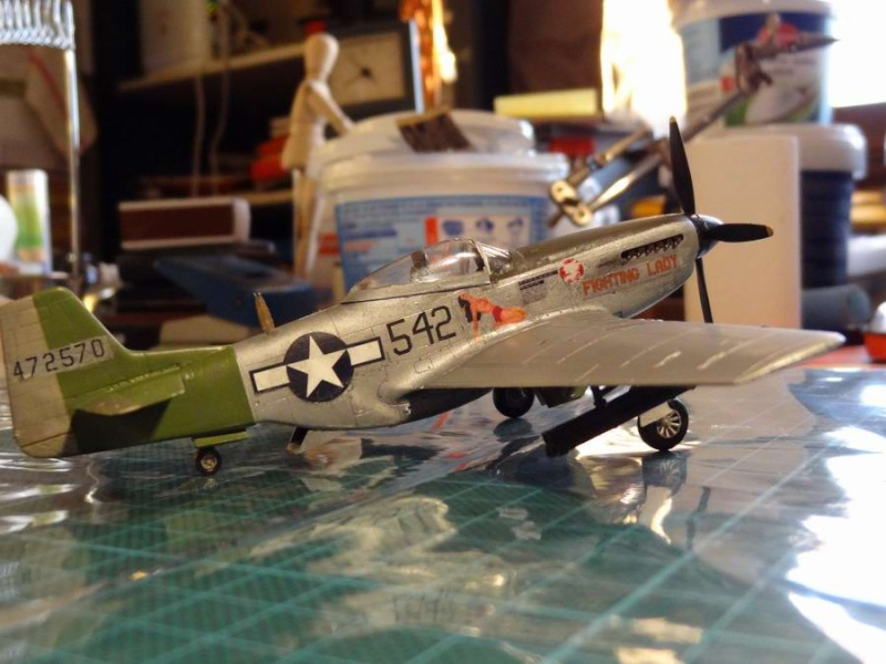 hasegawa P-51D mustang 1/72 TERMINE - Page 2 021_mu16