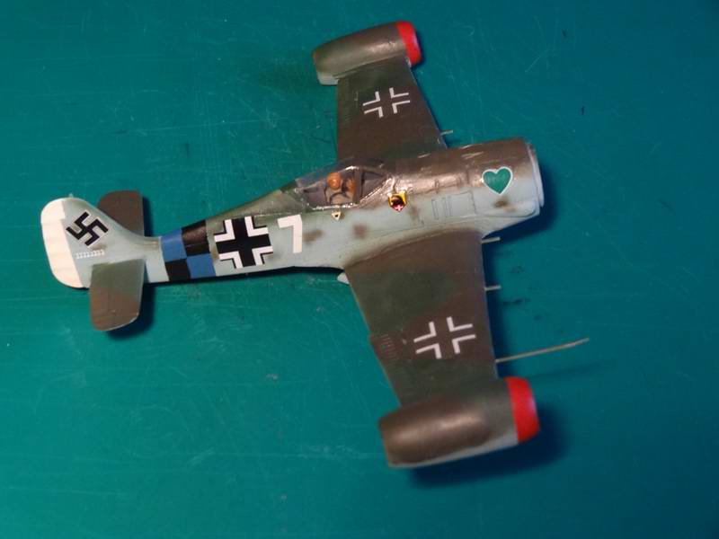 mastercraft Fw 190 F 1/72 ouate-if - FINI - - Page 3 025_fw11