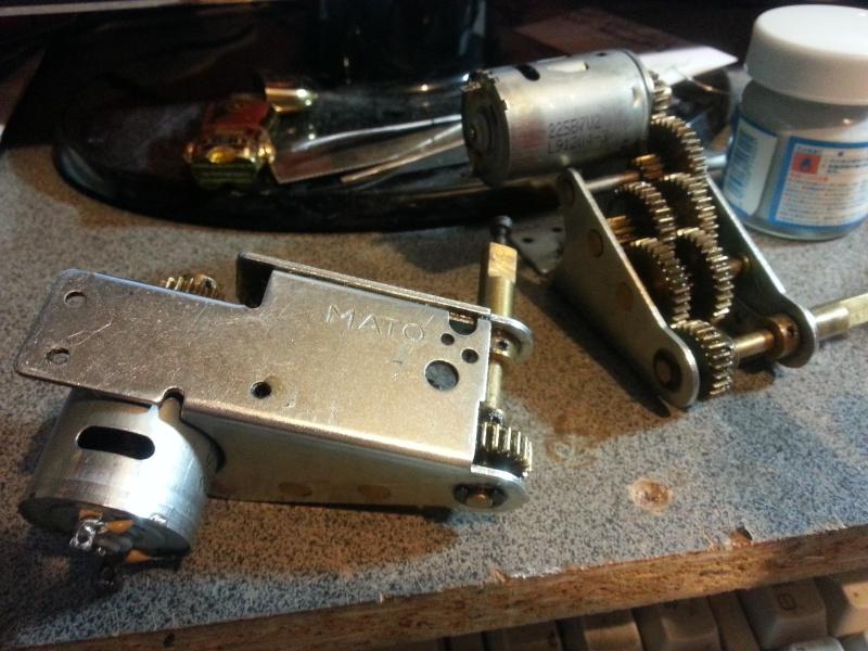 Mato 2.0 Brass Gears (Shorts) 20140612
