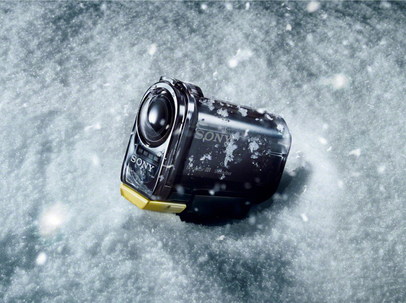 La caméra embarquée - Page 5 Sony310