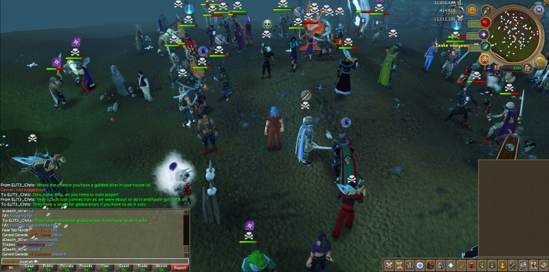 Legacy Combat Beta opens the 16th! F2P and P2P get member's access.  Wildy10