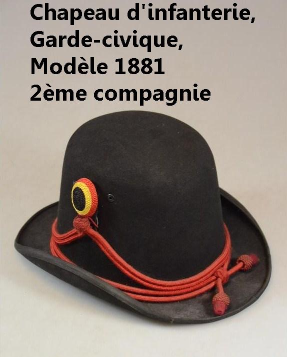 Garde Civique Belge Gc188110