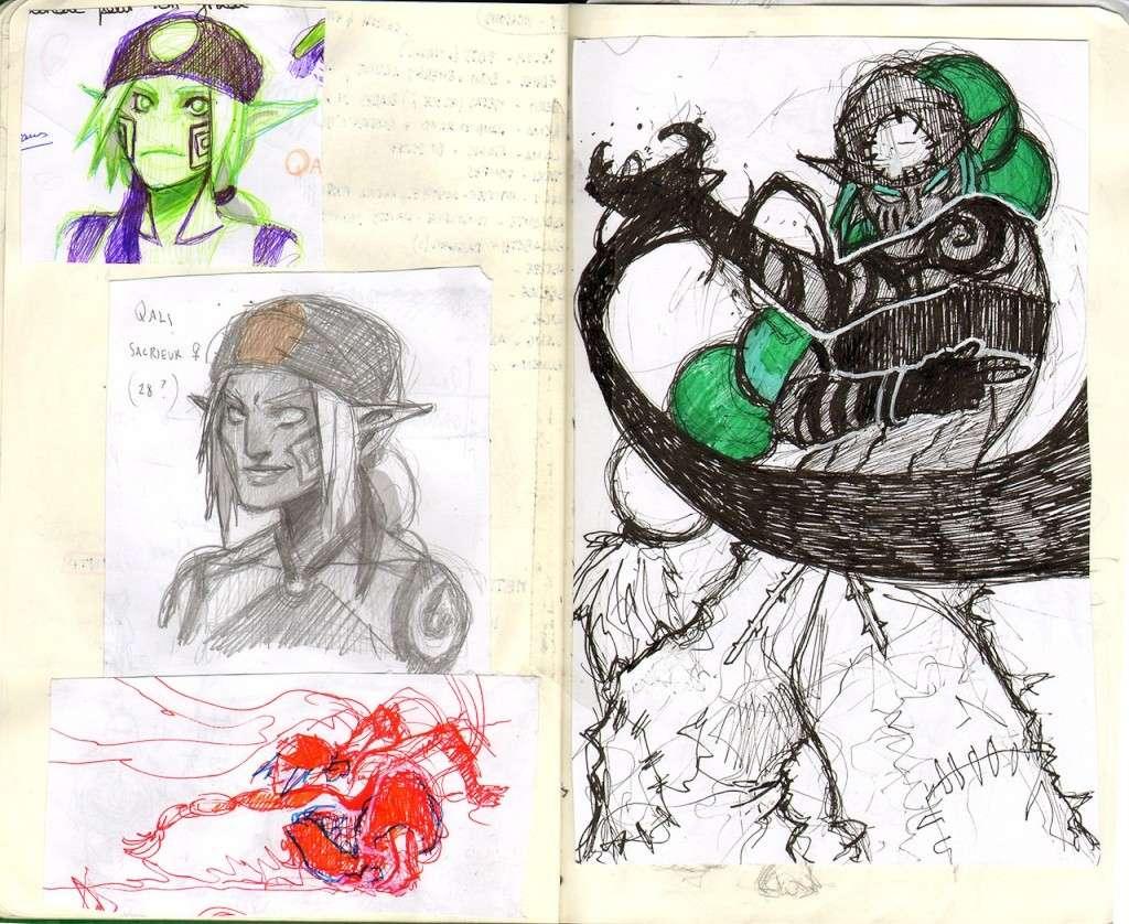 Comment ça j'ai jamais posté de dessins ici Tumblr10