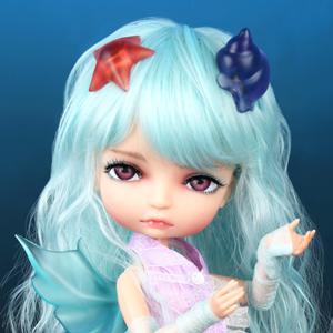 Adorables Lila Doll de Soom Diable10