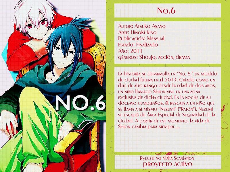 [No.6] Manga en español 6/?? No10