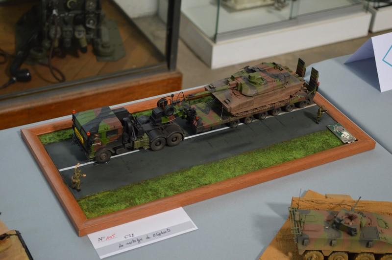 La nostalgie des éléphants [Porte char TRM 700-100 - Gasoline - 1/48] - Page 4 Saumur10