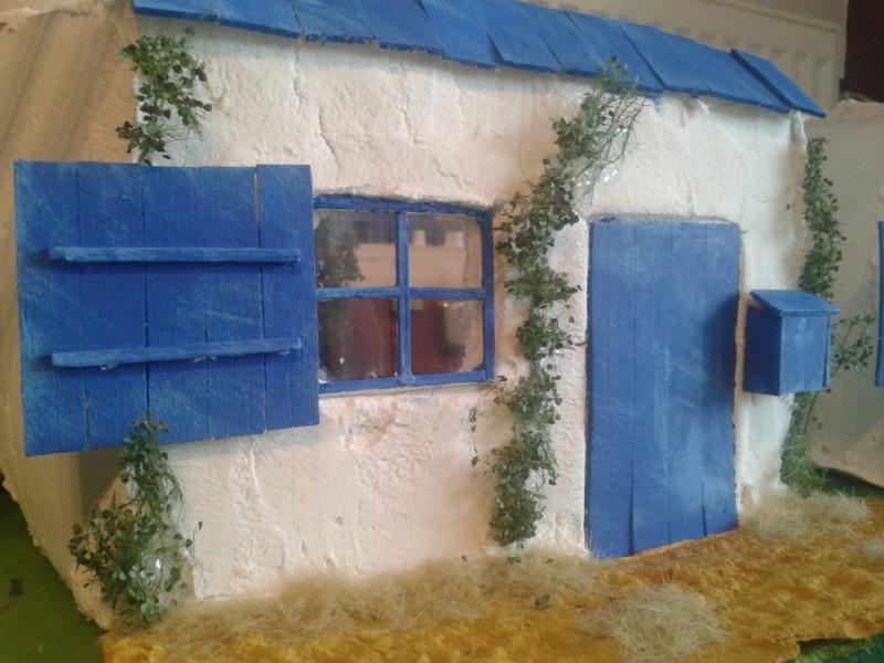 Creche de Noel ou mat de provence 20141211