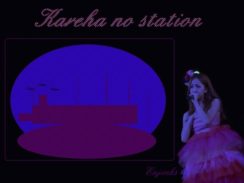 [Matsui Rena] Kareha no station Kareha10