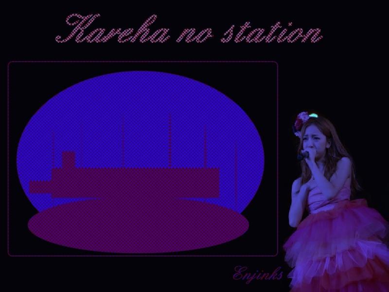[Matsui Rena] Kareha no station Kareha11