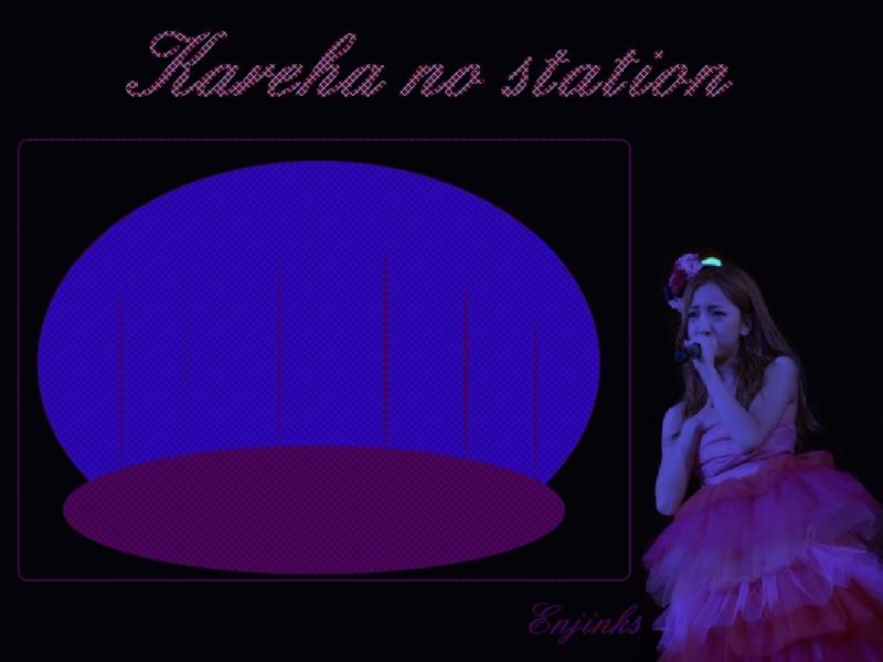[Matsui Rena] Kareha no station Kareha12