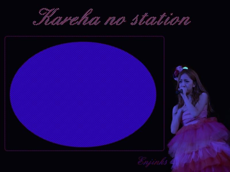[Matsui Rena] Kareha no station Kareha13