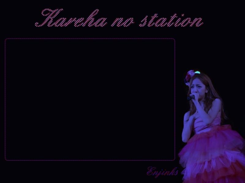 [Matsui Rena] Kareha no station Kareha14