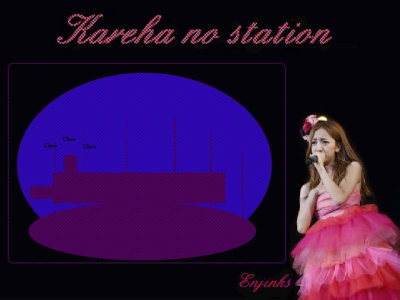 [Matsui Rena] Kareha no station Kareha18