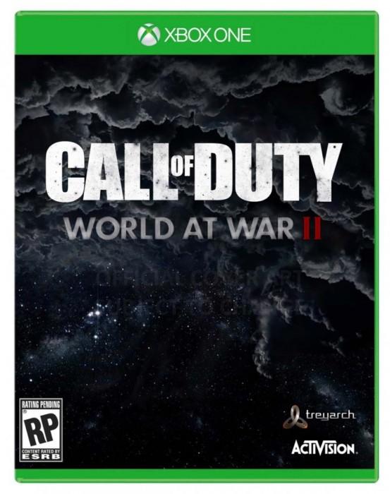 Call of Duty : World at War II    Call-o10