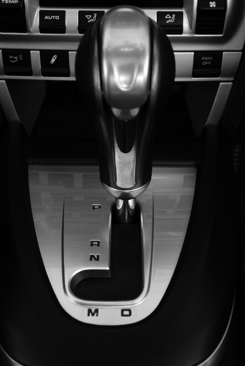 Fonctionnement boite automatique Tiptronic Porsch10