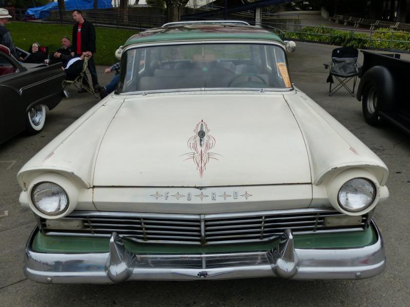Ford 1957 & 1958 custom & mild custom  - Page 4 13397312