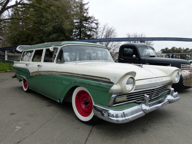 Ford 1957 & 1958 custom & mild custom  - Page 4 13397314