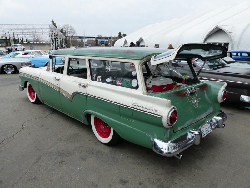 Ford 1957 & 1958 custom & mild custom  - Page 4 13397410