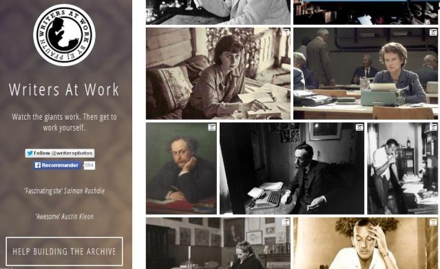 Writers at Work Writer10