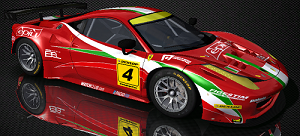 Evento Ferrari 458 GT OPEN Hungaroring 412