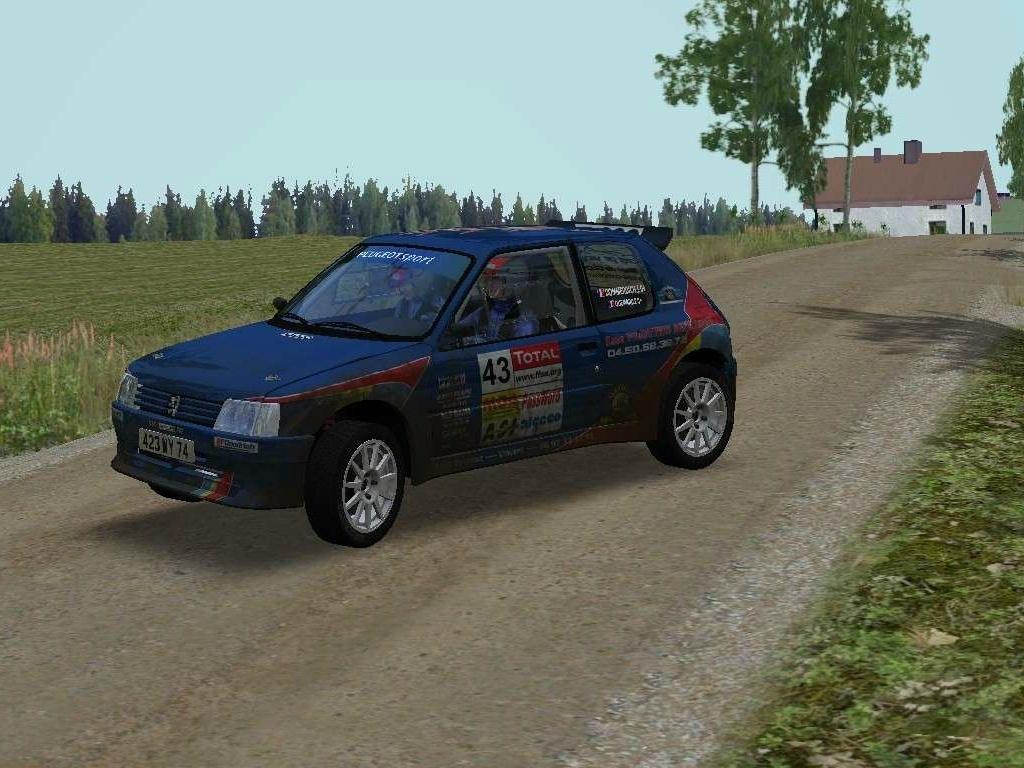 Crónica Rally Finlandia  - RBR2014 - Arcadi11