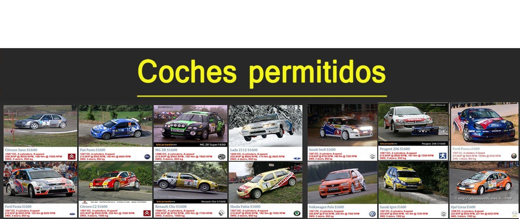 ▄▀▄ Rally Suécia  ▄▀▄          -  Snow  S1600 -      20 y 23 de agosto 2014  Coches13