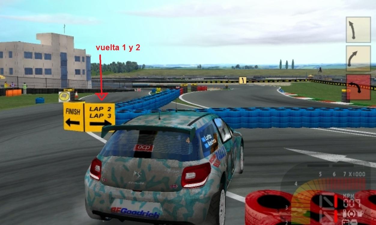 Confirmación Shakedown Rally Francia R1 Daniel10