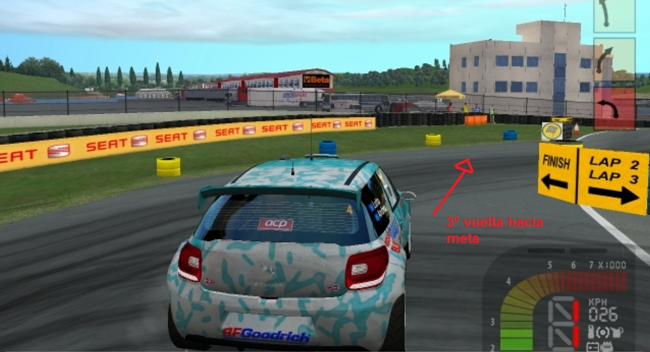 Confirmación Shakedown Rally Francia R1 Daniel11