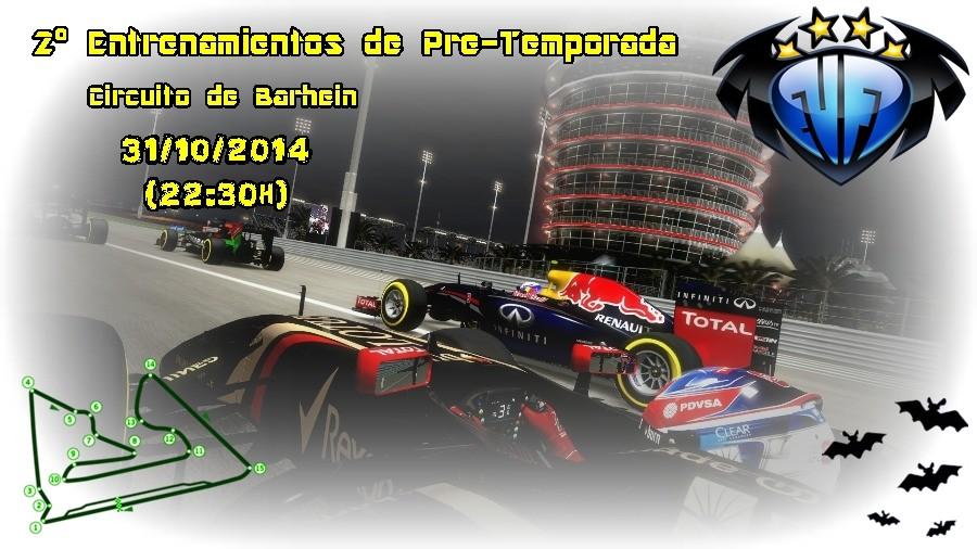 [EuroVirtual F1] 2º Entrenamientos Pretemporada - GP de Barhein - 31/10/14 Evf1te11