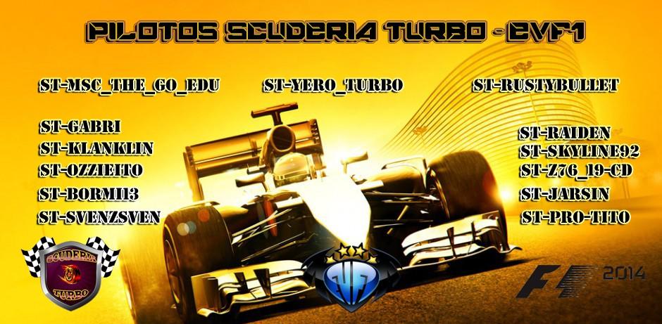 [EuroVirtual F1] Inscripción Pilotos F1-20110